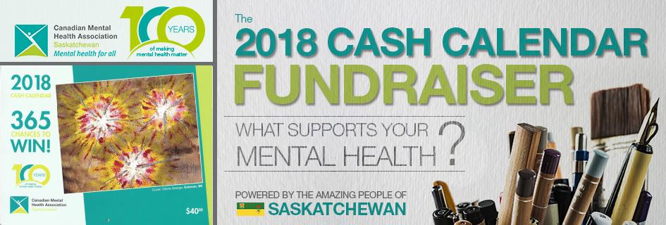 2018 CMHA Cash Calendar