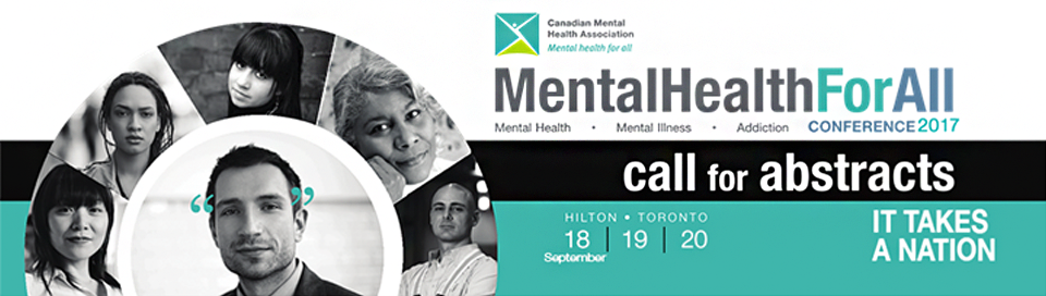 CMHA National Conference – Call for Abstracts