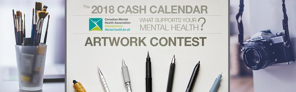 2018 Cash Calendar Artwork Contest