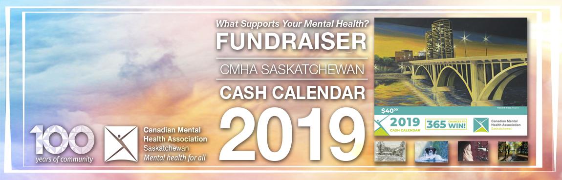 The 2019 CMHA Cash Calendar Fundraiser has Begun! Order today!