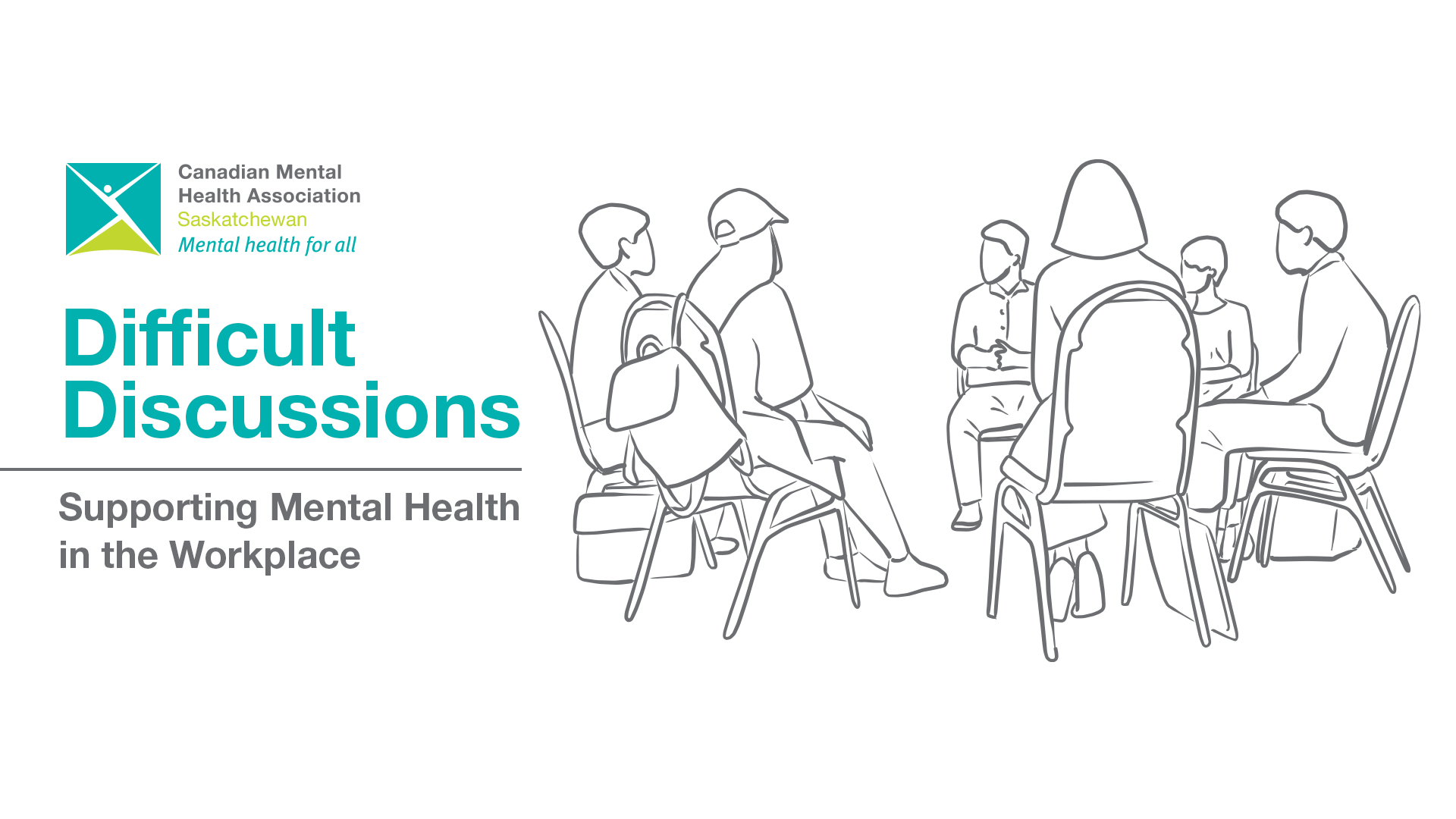 CMHA Presents – Difficult Discussions: Supporting Mental Health in the Workplace
