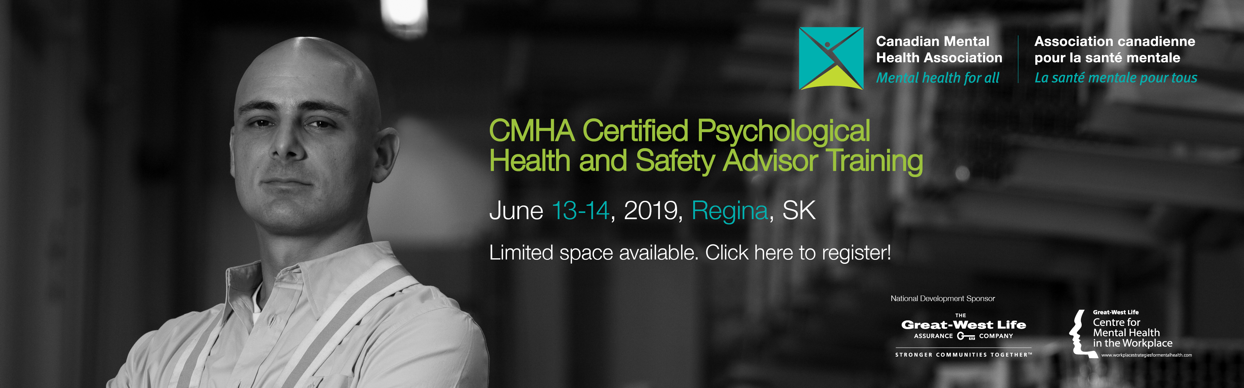CMHA's Certified Psychological Health & Safety Advisor Training Program
